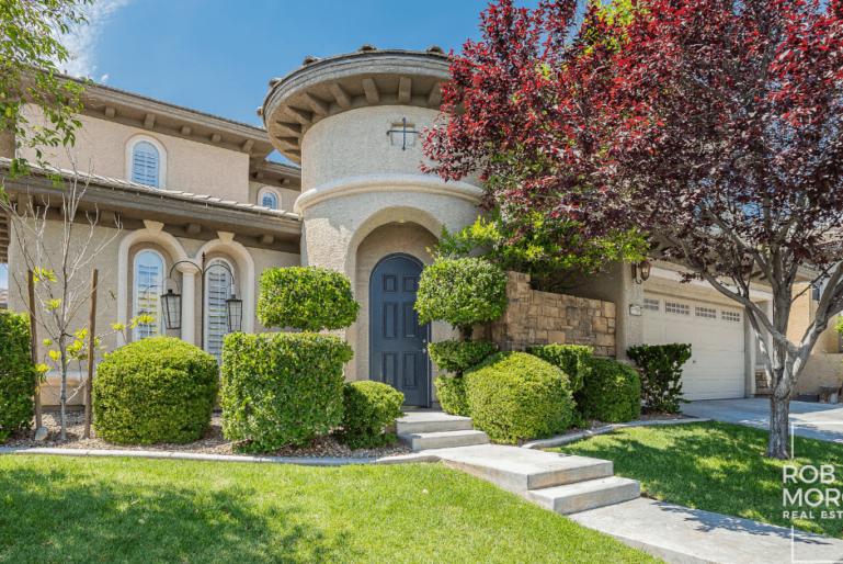 Homes sold in Summerlin, NV